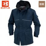 パイピング防寒コート