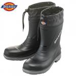 D-3404 Dickies 安全長靴 PVC 樹脂先芯