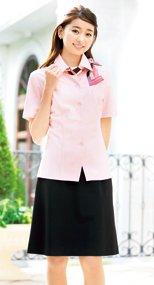 [フレキシー]Aラインニットスカート 36-LS2737