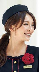 OP601 en joie(アンジョア) 帽子 93-OP601