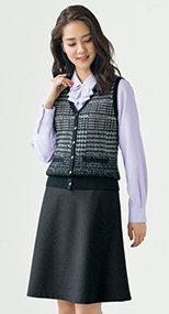 S-16650 16651 16659 SELERY(セロリー) セミフレアスカート(Aライン) 99-S16650
