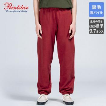 裏パイル スタンダードスウェットパンツ(9.7オンス)(男女兼用)
