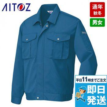 AZ890 アイトス T/Cツイル 長袖