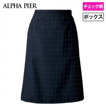 AR3617R アルファピア スカート チェック 40-AR3617R