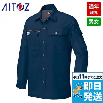 AZ5405 アイトス ネクスティ シャツ/長袖