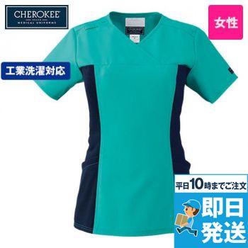 [在庫限り]CH750 FOLK(フォーク)×CHEROKEE(チェロキー) レディーススクラブ(女性用)
