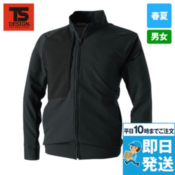 84606 TS DESIGN [春夏用]ハイブリッドサマーワークジャケット(男女兼用)