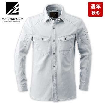 7161 アイズフロンティア ダブルアクティブワークシャツ