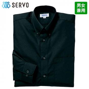 Y-5805 5806 5809 5810 SUNPEX(サンペックス) ブロードシャツ/長袖ボタンダウン(男女兼用)