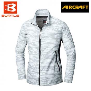 バートル AC1011P エアークラフト 長袖ジャケット(男女兼用) ポリ100%