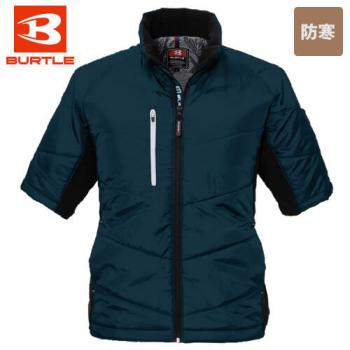 バートル 7316 [秋冬用]PUコーティング半袖防寒ブルゾン(男女兼用)