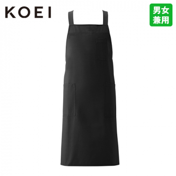 KI300 興栄繊商 高級感ある 軽量胸当てエプロン たすき(男女兼用)