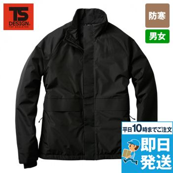 84726 TS DESIGN [秋冬用]TS WOVEN ストレッチ防風ジャケット