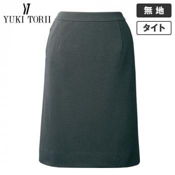 [在庫限り/返品交換不可]YT3306 ユキトリイ [通年]タイトスカート 無地 40-YT3306