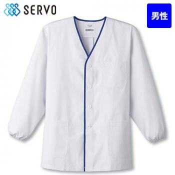 FA-346 SUNPEX(サンペックス) 長袖/デザイン白衣(男性用)