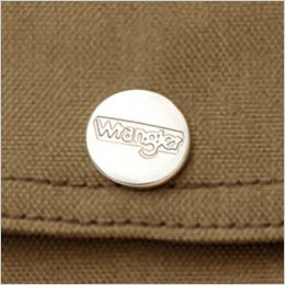 ロゴ入り刻印ドットボタン