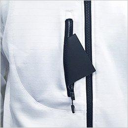 右胸 ポケット