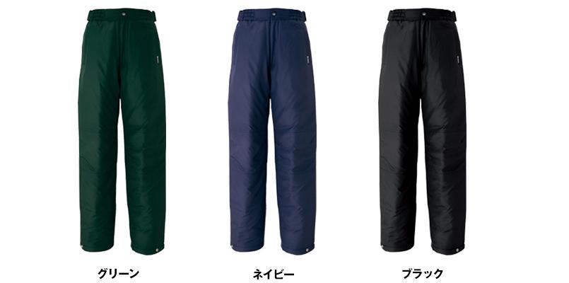 AZ10306 アイトス タルテックス リフレクションヒート防寒パンツ 色展開