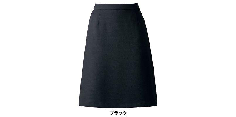 BONMAX AS2280 [通年]インプレス Aラインスカート 無地 色展開