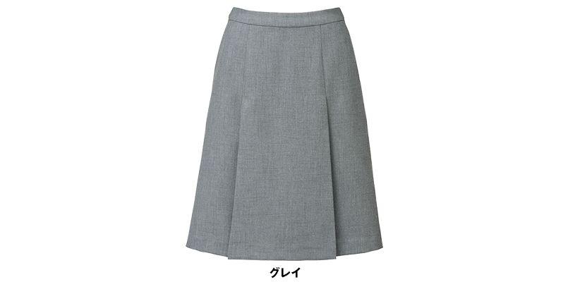 BONMAX LS2751 [春夏用]プラティーヌ プリーツスカート 無地 色展開