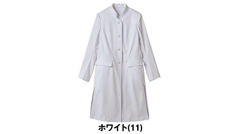 JK113 JUNKO KOSHINO(コシノジュンコ) 長袖ドクターコート(女性用) 色展開