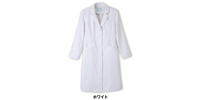 EH3710 ナガイレーベン(nagaileben) ビーズベリー ドクターコート(女性用) 色展開