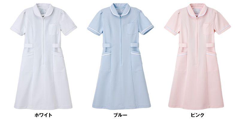 MI4637 ナガイレーベン(nagaileben) ミレリア ワンピース(女性用) 色展開