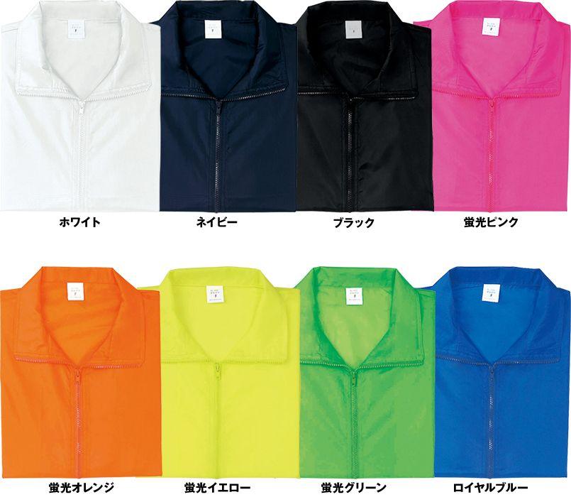 3906 桑和 イベントコート 色展開