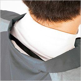 AZ50199 アイトス タルテックス [春夏用]空調服 長袖ジャケット(男女兼用) ポリ100% 調整紐をとめることで、首元と脇の間に生まれる空気の通り道ができ、涼しく快適な環境を作ります
