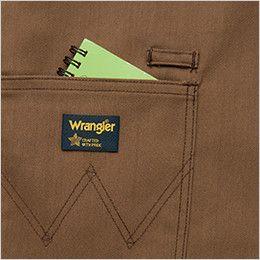 AZ64281 アイトス Wrangler(ラングラー) ミディエプロン(男女兼用) Wポケット&ループ付