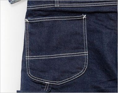 LWU39001 Lee ユニオンオール(長袖ツナギ)(男女兼用) ヒップポケット付