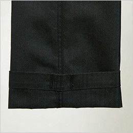 バートル 5512HB ヘリンボーンカーゴパンツ 裾上げNG(男女兼用) しぼりひも通し穴