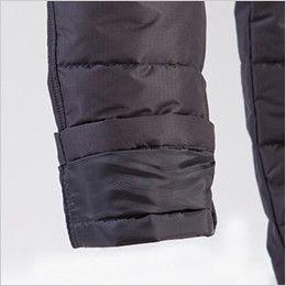 バートル 7512 リップクロス防風防寒カーゴパンツ(男女兼用) 裾上げ不可 テーパードシルエット ボトム裾上げ可能