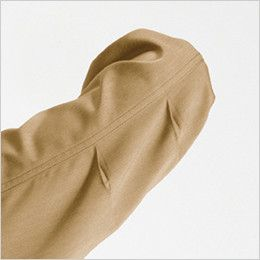 バートル 8051 ヴィンテージソフトツイルジャケット(男女兼用) アームタック
