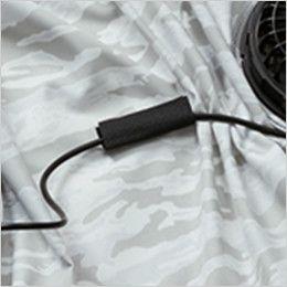 バートル AC1111 エアークラフト[空調服]長袖ジャケット(男女兼用) ポリ100% コードストッパー(マジックテープ止め)
