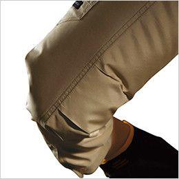 [在庫限り]AC1121PSET バートル エアークラフト[空調服]ハーネス対応 迷彩 長袖ブルゾン(男女兼用) ポリ100% 袖アームタック