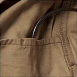 AC1131SET バートル エアークラフトセット[空調服]長袖ブルゾン(男女兼用) 綿100% コードホール