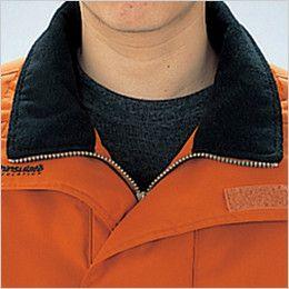 自重堂 48343 シンサレート防水防寒コート(フード付き・取り外し可能) フリース仕様