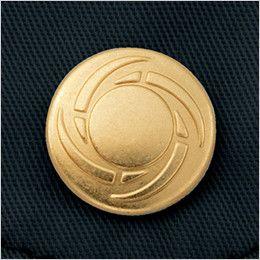 自重堂JAWIN 51500 発熱加工長袖ジャンパー オリジナルデザインボタン
