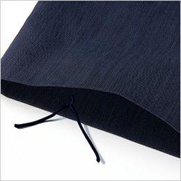 自重堂 52602 JAWIN ストレッチノータックカーゴパンツ パンツ裾紐通し穴