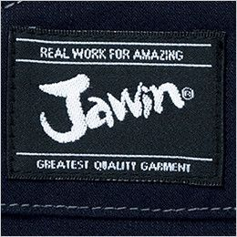自重堂JAWIN 56004 [春夏用]長袖シャツ(新庄モデル)  ワンポイント