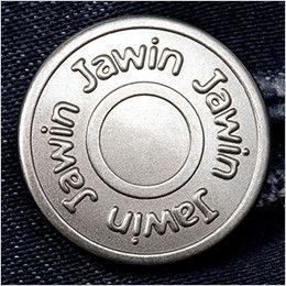 自重堂 56502 [春夏用]JAWIN ストレッチノータックカーゴパンツ タックボタン