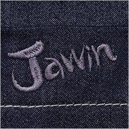 自重堂 56502 [春夏用]JAWIN ストレッチノータックカーゴパンツ Jawinロゴ