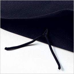 自重堂 56502 [春夏用]JAWIN ストレッチノータックカーゴパンツ 裾紐通し穴