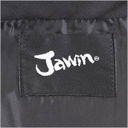自重堂JAWIN 58310 防寒ベスト 背ネーム
