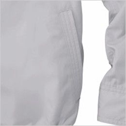 自重堂Z-DRAGON 74080SET [春夏用]空調服セット 長袖ブルゾン ポリ100%  ポケット