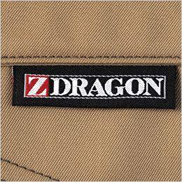 自重堂 75001 [春夏用]Z-DRAGON ストレッチノータックパンツ ワンポイント
