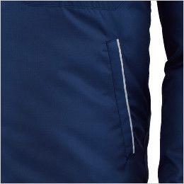 自重堂 87010 [春夏用]空調服 長袖ブルゾン ポリ100% ポケット