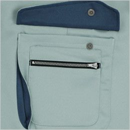 ジーベック 1573 クレスタ21ツータック ラットズボン(男性用) ラットポケット付き