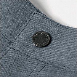 ジーベック 1816 [春夏用]カラーストレッチメンズパンツ(男性用)  薄型ドットボタン